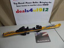 HEAD XRC 50, 107cm Kid's Jr Youth Skis with Tyrolia SP45 Bindings Very Good! 50