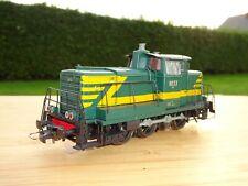 roco ,pour marklin 3 rails locomotive diesel SNCB 8033