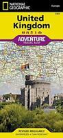 Great Britain: Travel Maps International Adventure Map (Adventuremaps) by Nation