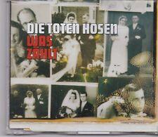 Die Toten Hosen-Was Zahlt cd maxi single