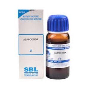 SBL Asafoetida Mother Tincture Q 30 ML
