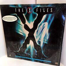 X-Files Laserdisc Episodes 1x09 & 1x10 (PRISTINE CONDITION)