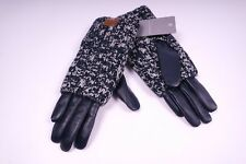 G-Star Guanti di pelle Cargo GLOVES WOMAN BLUE fine Leather Taglia S