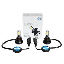 9005  HID SMD COB LED Canbus Headlight/Fog Light Bulbs 6000K 4000LM 40W PAIR