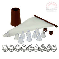100% Genuine! MasterChef 16 piece Professional Silicone Icing Set! RRP $49.99!