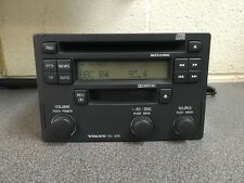 Volvo Hu-605 car radio stereo CD And Cassette player +Code Part No 30887084