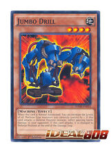 YUGIOH x 3 Jumbo Drill - SDGR-EN014 - Common - 1st Edition Near Mint