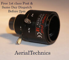 "700TVL 2.8-12mm 1/3"" Sony CCD Manual Zoom Camera Lens FPV"