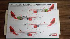 Airbus A320 Avianca #Aviancalover & Turma da Monica Gio Decals 144-314
