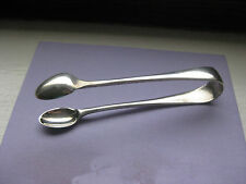 Vtg Sterling Silver Sugar/Nuts/Candy Tongs JR Joseph Rodgers & Sons Sheffield UK