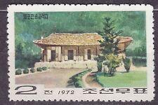 KOREA 1972 mint(*)  SC#1047 2ch, Revolutionary Sites.