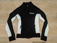 Bench Black & White Zip Jacket - S