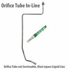 A/C Liquid Line W/ Orifice Tube Fits: 1997 - 2001 Jeep Cherokee L4 2.5L & L6 4.0