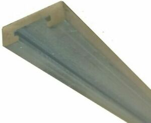 Anschutz Rail Section for Stock Accessories, T Slot, free of marks and holes