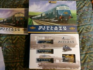 Graham Farish N Gauge 370-425 Special Edition Midland Pullman 6 Car Set
