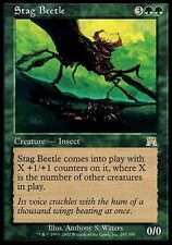 1x Stag Beetle Onslaught MtG Magic Green Rare 1 x1 Card Cards