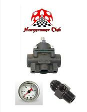 Quick Fuel 30-805 Holley Methanol E85 Fuel Pressure Regulator w/Liquid Filled