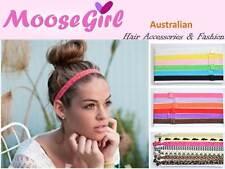 Simple Pretty Knot Elastic Headbands Bulk Sell Everyday Woman Girls Head wraps