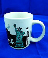 Empire State Building NYC Skyline Mug Liberty Jay Joshua