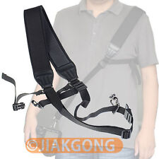 QS4 Anti-slip Elastic Quick Sling Strap with Quick Release Belt for CANON NIKON