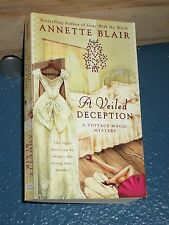 A Veiled Deception by Annette Blair *FREE SHIPPING*  9780425226407