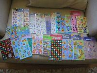 Sandylion Stickers Fuzzy Winnie the Pooh Looney Tunes Disney Mickey Mouse Elmo