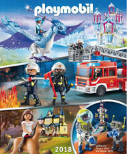 Playmobil 2019 Catalogue - Brand New with Accessories Catalogue Insert -Free P&P