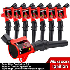 8 Pack Premium High Performance Ignition Coil for Ford Lincoln Mercury DG508 V8