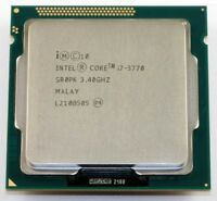 Intel Core i7-3770 3.40GHz Quad Core 8MB LGA1155 CPU SR0PK - FREE SHIPPING