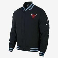 Nike Nba Chicago Bulls Courtside Chaqueta para hombre (AH5272 010) Talla (S-XL)