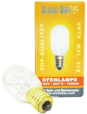 Himalayan Salt - Lamp Replacement Bulb 15 Watts/120 Volts Clear