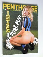 PENTHOUSE 1989 n.6   Moana Pozzi, Tamara De Lempicka, Kim Basinger, ED. ITALIANA