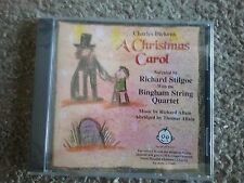 a Christmas Carol Charles dickens audio cd new and sealed