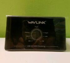 (New) Wavlink Universal USB 3.0 Universal Laptop Docking Station