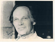 John Dankworth English Jazz Composer Hand Signed Photograph 10 x 8 Music