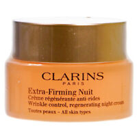 Clarins Night Cream 50ml Extra Firming Wrinkle Control All Skin Types
