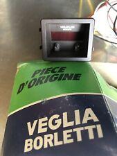 Veglia Borletti Digital 12v Clock