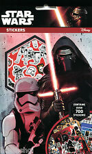 Star Wars: The Force Awakens - 700 Sticker Set