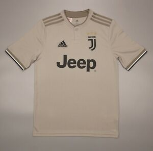 NWOT Juventus Away 2018 2019 Football Soccer Shirt Jersey Adidas Calcio Camiseta