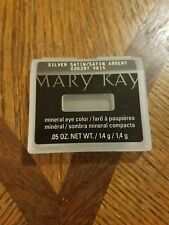 Mary Kay Mineral Eye Color Silver Satin