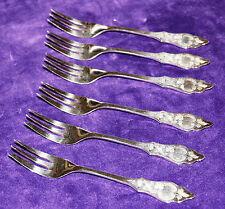 Robbe & Berking Schemi di perline 6 Forchette cucina 800-argento