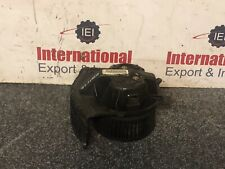 2004-2008 RENAULT SCENIC MK2 HEATER BLOWER MOTOR FAN J84F666583V