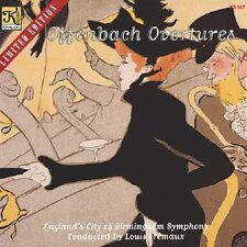 Louis Fremaux - Offenbach Overtures.  180 Gram 33rpm,  Vinyl LP.  New & Sealed