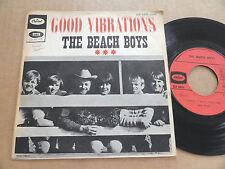 """DISQUE 45T DE THE BEACH BOYS  """" GOOD VIBRATIONS """""""