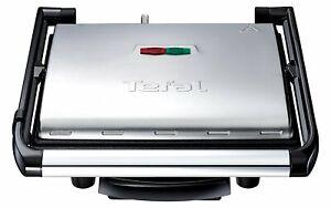 Tefal GC241D40 Inicio Multi-function Grill 2000W Panini Sandwich Press Griddle