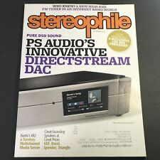 Stereophile Magazine September 2014 - PS Audio Directstream DAC / Baetis XR2