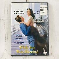 While You Were Sleeping New DVD Widescreen