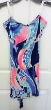Lily Pulitzer Romper Size Large