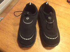 Swarm Black Water  Beach Shoes Size Uk9