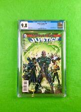 Justice League #30 (2014): CGC 9.8! 2nd Cameo Appearance Jessica Cruz!
